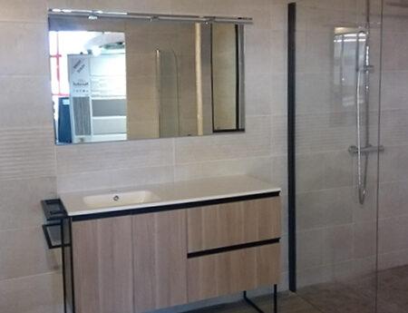salle de bain showroom auray queguiner materiaux
