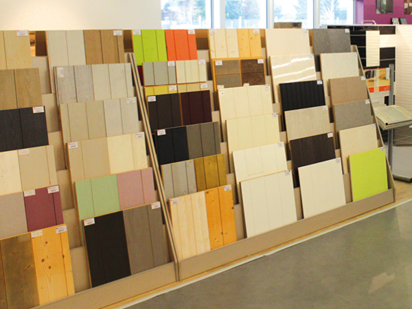 parquets stratifies lambris showroom morlaix queguiner materiaux