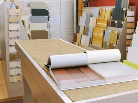 parquets stratifies lambris showroom paimpol queguiner materiaux