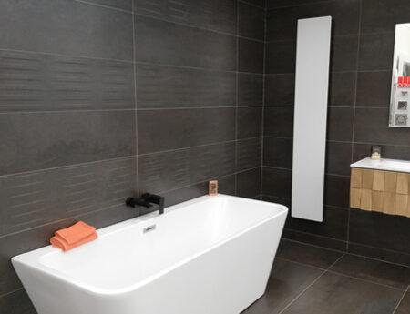 salle de bain baignoire showroom brest queguiner materiaux