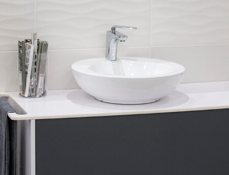 salle de bain lavabo showroom brest queguiner materiaux