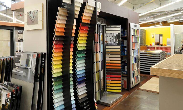 faience showroom paimpol queguiner materiaux