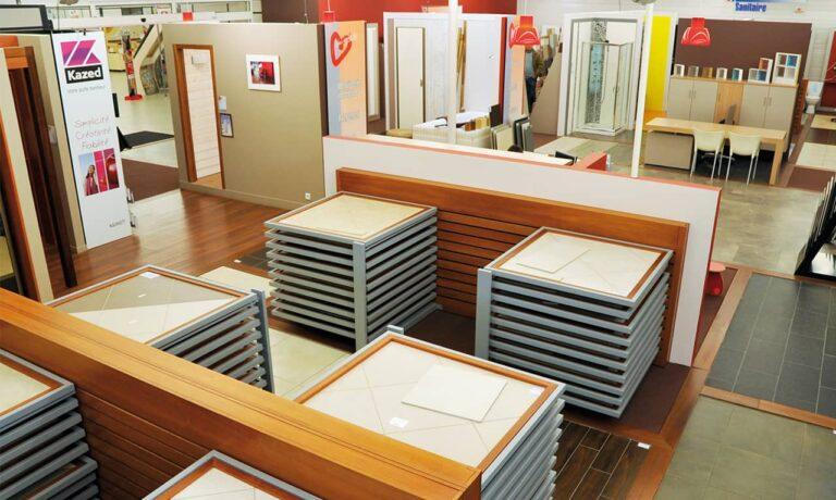 carrelage showroom paimpol queguiner materiaux