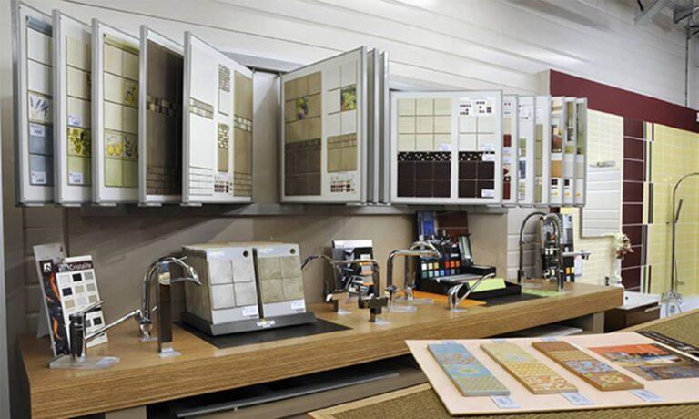 robinetterie showroom paimpol queguiner materiaux